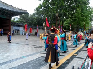 Deoksungumg Palace changing of the guards (4)